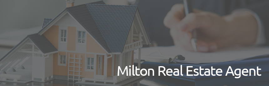 milton real estate